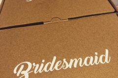 Bridesmaid Boxes
