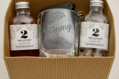 Custom Birthday Gin Set