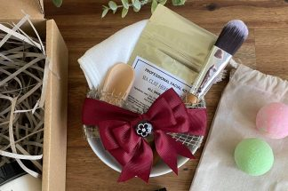 clay facial mask kit