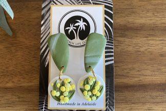 clay earrings Adelaide handmade