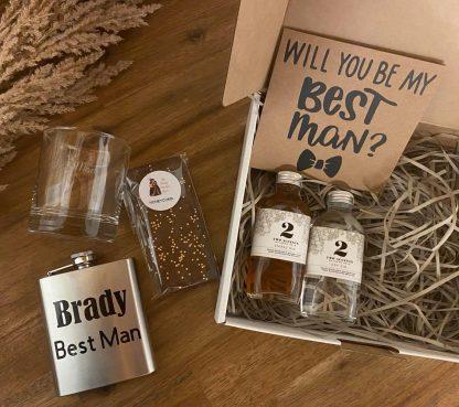 best man proposal boxes