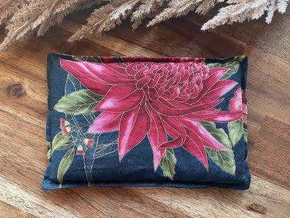 Australian Floral Wheat Bag handmade